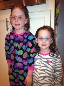 Tutu glasses, May 2013